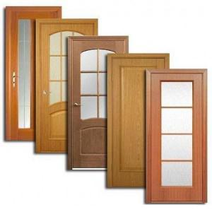 Двери, дверные блоки Кикнура