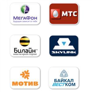 Операторы сотовой связи Кикнура