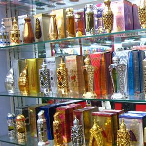 Парфюмерные магазины Кикнура