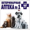 Ветеринарные аптеки в Кикнуре