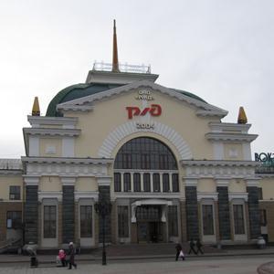 Железнодорожные вокзалы Кикнура